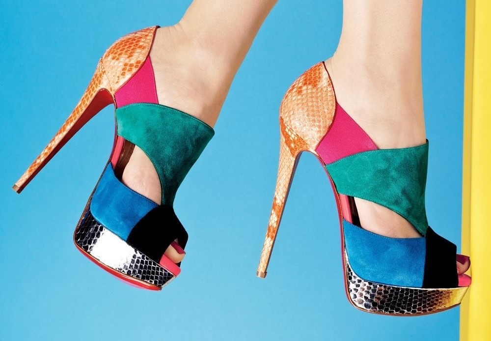 high heels how to
