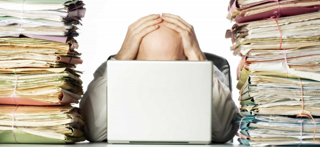 struggle with overwhelm