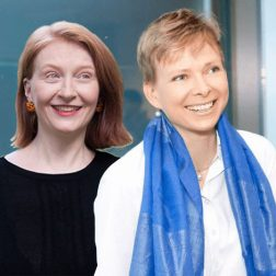 Dorotea Brandin & Mette Johansson