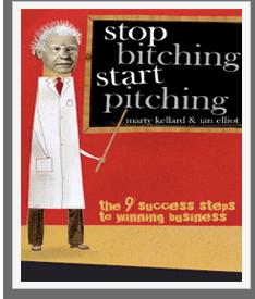Stop Bitching start pitching