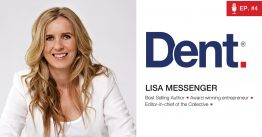 Ep 4. Lisa Messenger on depression, disruption and daring to be herself