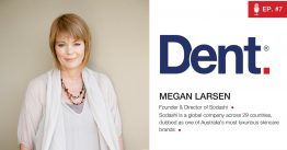 Ep 7. From natural therapist to a $45 million empire, with Megan Larsen and Sodashi