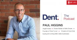 Ep 11. Combining Vision and Implementation with Paul Higgins