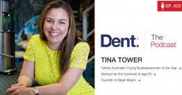 Ep. 23 Building a franchise empire, killer personal brand and vibrant team culture with Tina Tower