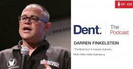 "Ep. 25 ""It's not about the boat."" How Darren Finkelstein built a multi-million dollar business through unique brand, remarkable product and two tier partnerships"