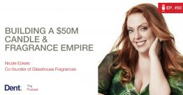 Ep.50 How Nicole Eckels Built a $50M Candle & Fragrance Empire