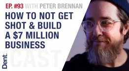 93. Looking at life from all angles with Peter Brennan