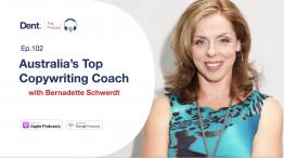 102. Bernadette Schwerdt / AUSTRALIA'S TOP COPYWRITING COACH