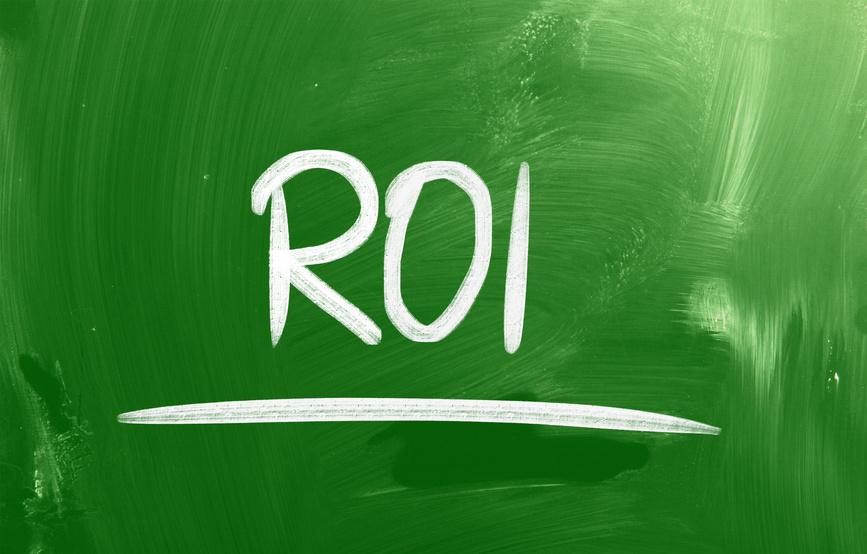 The new ROI