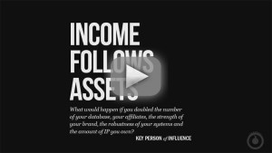 income follows assets