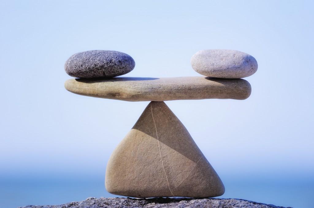 balanced lifestyle